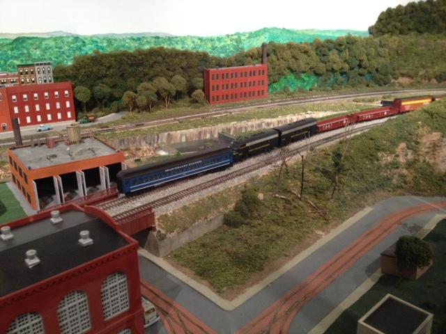 Actual Train Wreck - Train hits railroad car