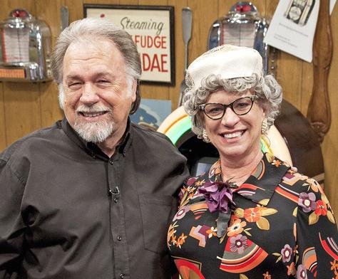 Gene Watson and Nadine